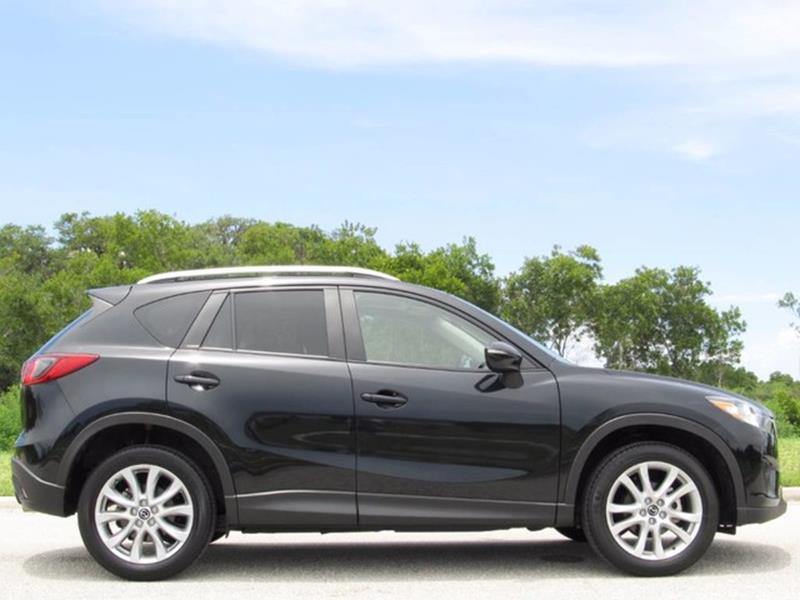 2015 Mazda CX-5 for sale at ATLAS AUTO in Venice FL