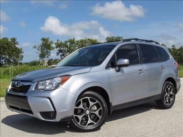 2016 Subaru Forester for sale at ATLAS AUTO in Venice FL