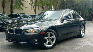 2013 BMW 3 Series for sale at ATLAS AUTO in Venice FL