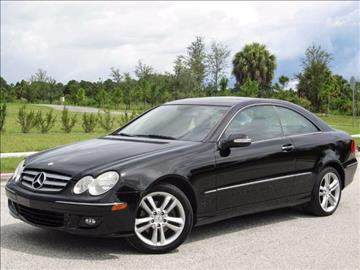 2006 Mercedes-Benz CLK for sale at ATLAS AUTO in Venice FL