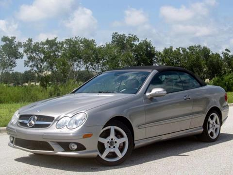 2007 Mercedes-Benz CLK for sale in Venice, FL