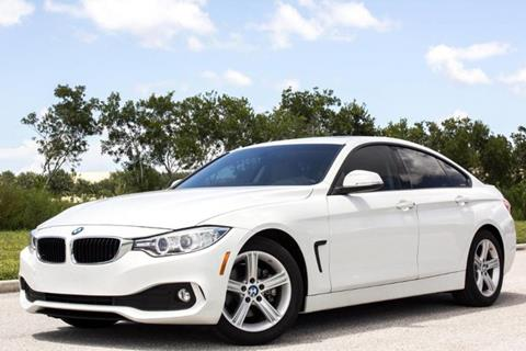 2015 BMW 4 Series for sale at ATLAS AUTO in Venice FL