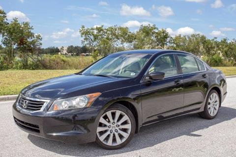 2010 Honda Accord for sale in Venice, FL