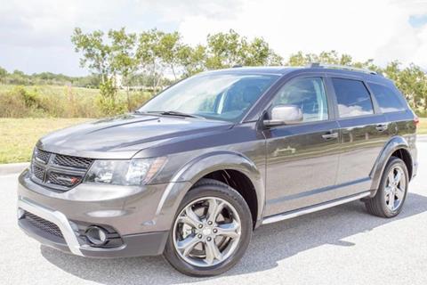 2017 Dodge Journey for sale at ATLAS AUTO in Venice FL