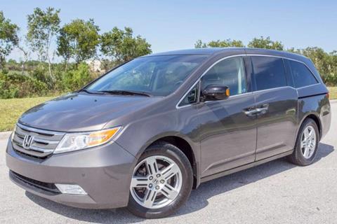 2012 Honda Odyssey for sale in Venice, FL