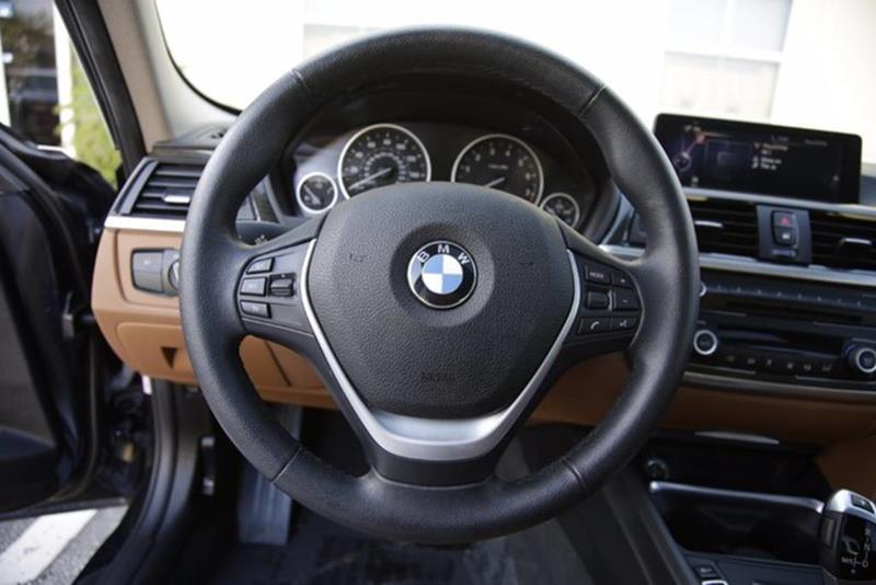 2015 BMW 3 Series for sale at ATLAS AUTO in Venice FL
