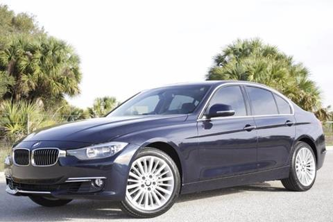 2015 BMW 3 Series for sale in Venice, FL