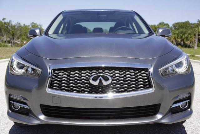 2016 Infiniti Q50 for sale at ATLAS AUTO in Venice FL