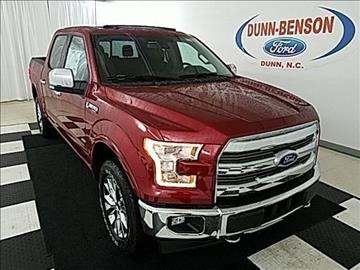 2017 Ford F-150 for sale in Dunn, NC