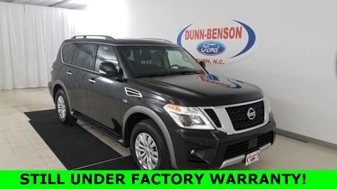 2017 Nissan Armada for sale in Dunn, NC