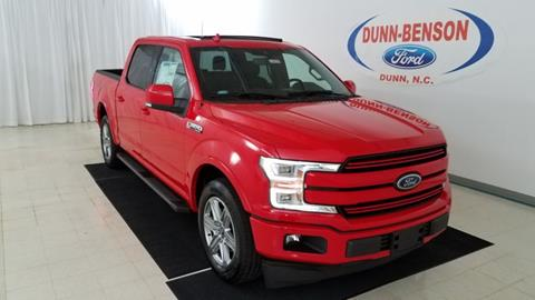 2018 Ford F-150 for sale in Dunn, NC