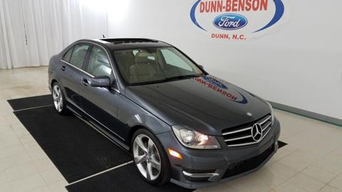 2014 Mercedes-Benz C-Class for sale in Dunn, NC