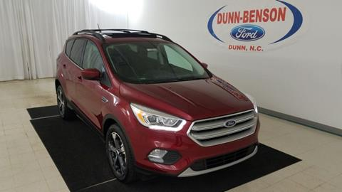 2018 Ford Escape for sale in Dunn, NC