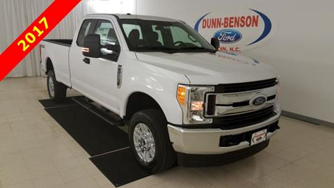 2017 Ford F-250 Super Duty for sale in Dunn, NC