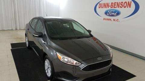 2017 Ford Focus for sale in Dunn, NC