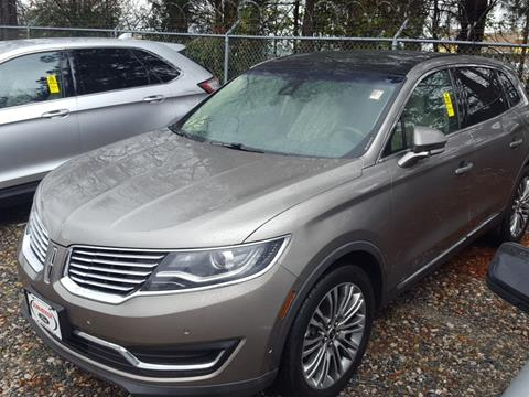 Bates Ford Lebanon Tn >> 2017 Lincoln MKX For Sale - Carsforsale.com