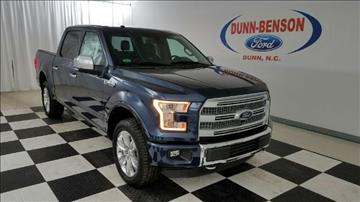 2016 Ford F-150 for sale in Dunn, NC