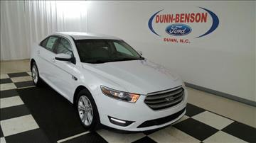 2016 Ford Taurus for sale in Dunn, NC