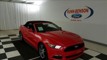 2016 Ford Mustang for sale in Dunn, NC
