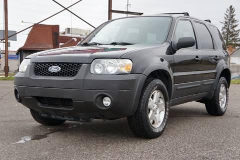 2007 Ford Escape for sale in Burton, MI