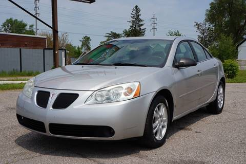 2005 Pontiac G6 for sale in Burton, MI