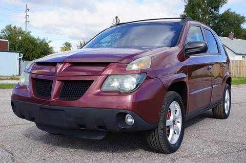 2003 Pontiac Aztek for sale in Burton, MI