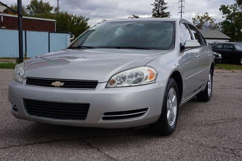2006 Chevrolet Impala for sale in Burton, MI