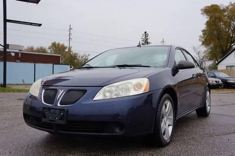 2008 Pontiac G6 for sale in Burton, MI