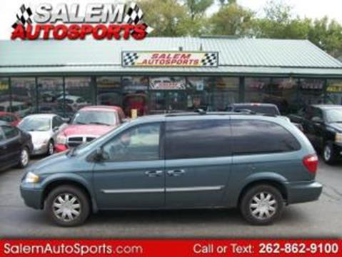 2007 Chrysler Town and Country for sale in Trevor, WI