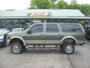 2005 Ford Excursion for sale in Trevor, WI
