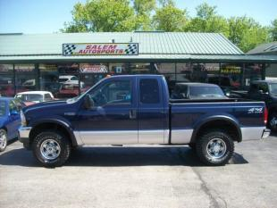 2002 Ford F-250 Super Duty for sale in Trevor, WI