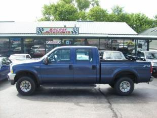 2004 Ford F-250 Super Duty for sale in Trevor, WI
