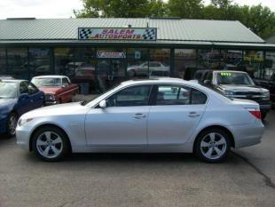 2007 BMW 5 Series for sale in Trevor, WI