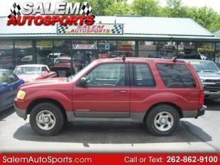 2001 Ford Explorer Sport for sale in Trevor, WI