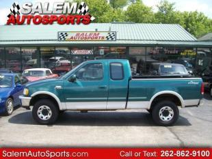 1997 Ford F-250 for sale in Trevor, WI