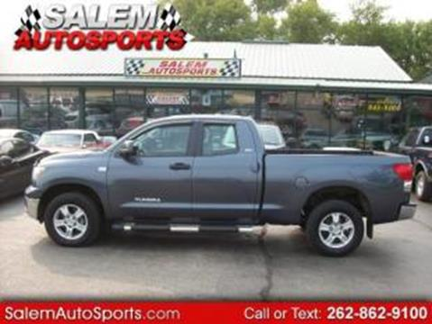 2007 Toyota Tundra for sale in Trevor, WI