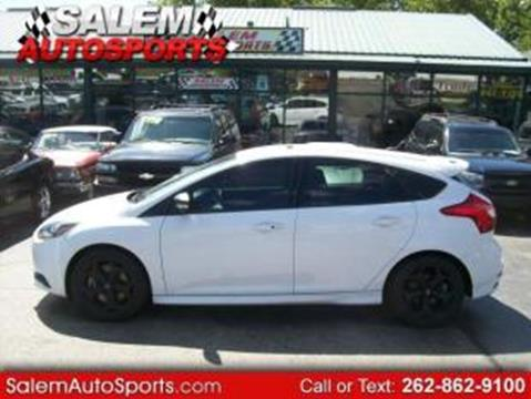 2014 Ford Focus for sale in Trevor, WI