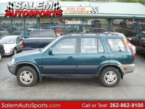 1998 Honda CR-V for sale in Trevor, WI