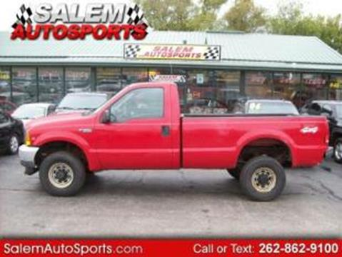 1999 Ford F-350 Super Duty for sale in Trevor, WI