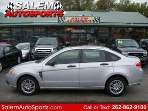 2008 Ford Focus for sale in Trevor, WI