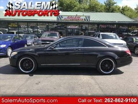 2007 Mercedes-Benz CL-Class for sale in Trevor, WI