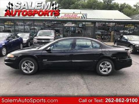 2002 Pontiac Bonneville for sale in Trevor, WI