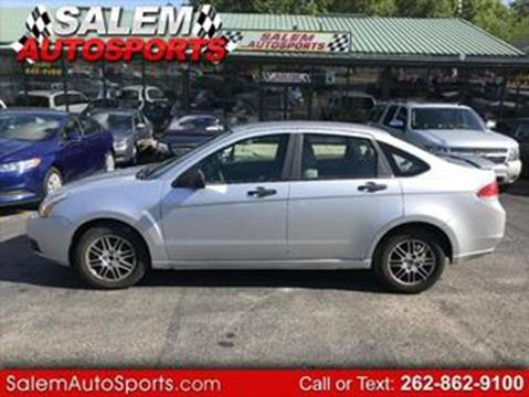 2010 Ford Focus for sale in Trevor, WI