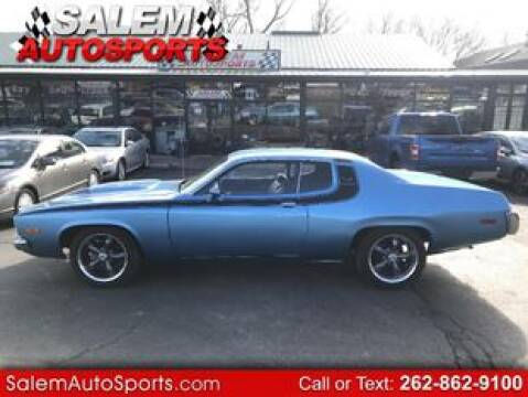 1974 Plymouth Roadrunner for sale in Trevor, WI