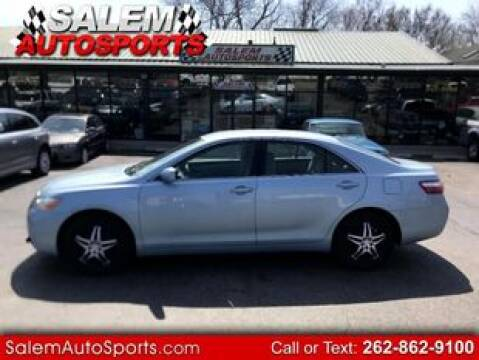2009 Toyota Camry for sale at Salem Autosports in Trevor WI