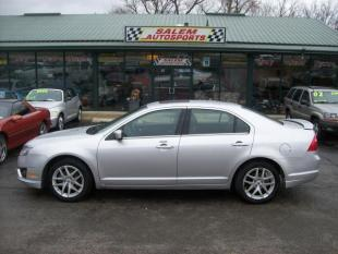2012 Ford Fusion for sale in Trevor, WI
