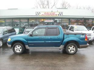 2001 Ford Explorer Sport Trac for sale in Trevor, WI