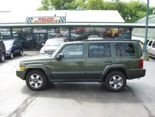 2008 Jeep Commander for sale in Trevor, WI