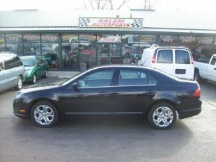 2011 Ford Fusion for sale in Trevor, WI