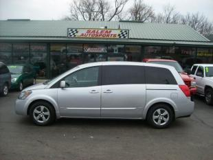 2007 Nissan Quest for sale in Trevor, WI